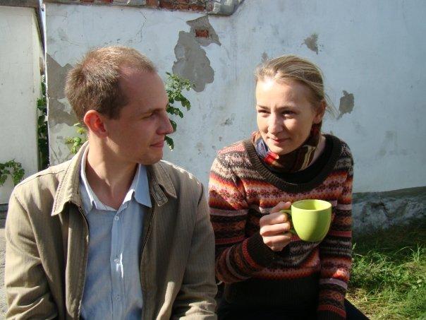 Joanna und Mikolaj - die Polnischlehrer